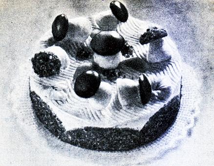 211. Бисквитный торт