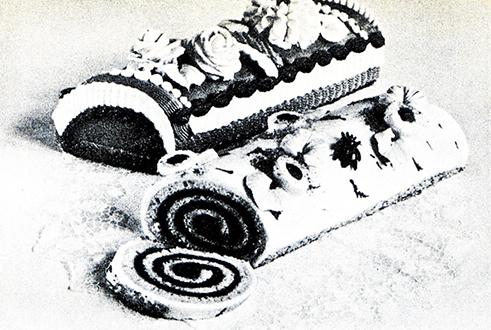 213. Бисквитные торты